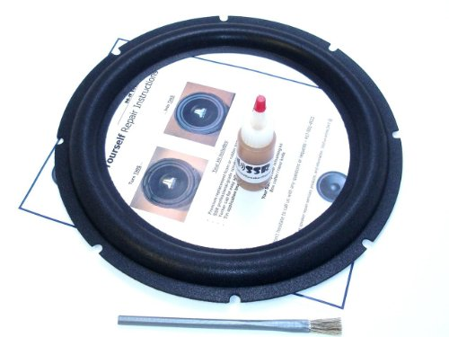 "Rockford Fosgate Punch 12"" Subwoofer Foam Surround Repair Kit - He2, Rfp 3412 - 12 Inch"