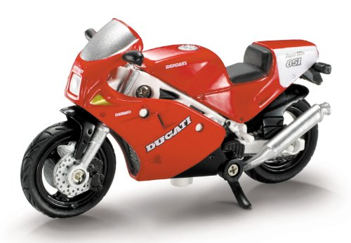 1988 Ducati 851 Superbike Miniature Motorcycle Model 1:32 Scale - 1