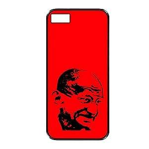 Vibhar printed case back cover for BlackBerry Z10 GandhiBoss