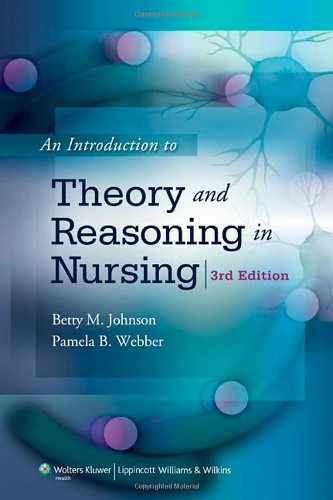 An Introduction To Theory And Reasoning In Nursing front-1048239