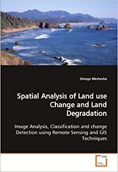 Change Detection from Remote Sensing Imageries Using Spectral Change Vector Analysis