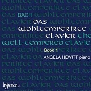 Bach: The Well Tempered Clavier, Book 1, 24 Preludes And Fugues, Bwv 846 869