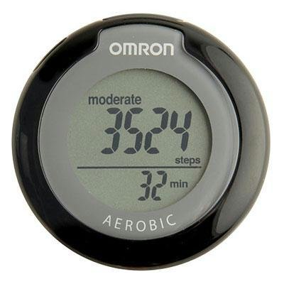 Cheap Selected Hip pedometer By Omron Healthcare (HJ-151)