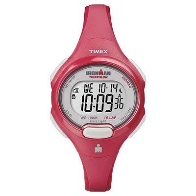 Timex Ironman 10-Lap Midsize Watch, Orange front-454890