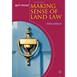 Making Sense of Land Lawby April Stroud