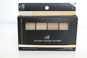 e.l.f. Cosmetics e.l.f. Complete Coverage Concealer, Light, 0.19 Ounce