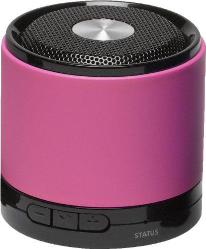 DENVER ELECTRONICS A/S Denver BTS-30 Bluetooth Lautsprecher mit Akku pink