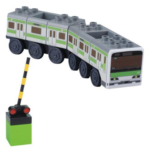 BlockLabo ブロックラボ ビークルブロック E231系山手線ブロックセット