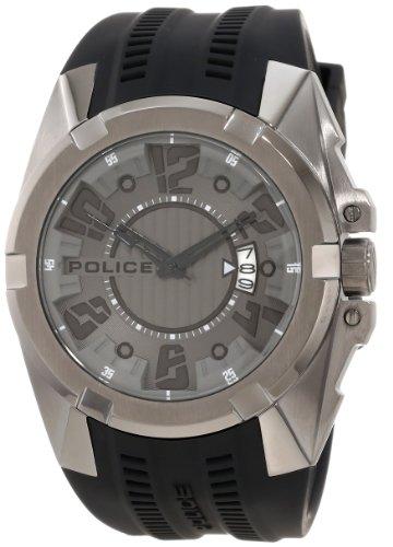 Police Men's Quartz Watch RADICAL P13022JSU-61A with Rubber Strap