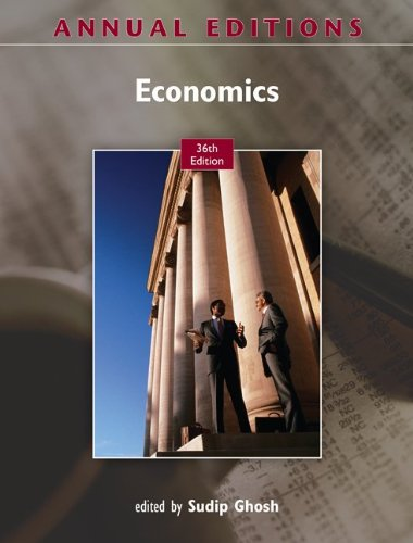 Annual Editions: Economics, 36/e