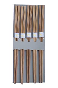 5 pairs Japanese chopsticks gift sets Twist