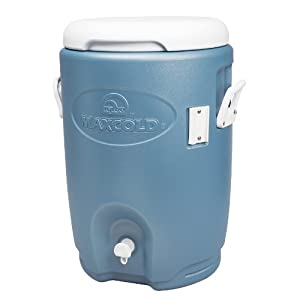 Igloo MaxCold Beverage Cooler (5-Gallon, Icy Blue)