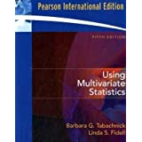 Using Multivariate Statistics.