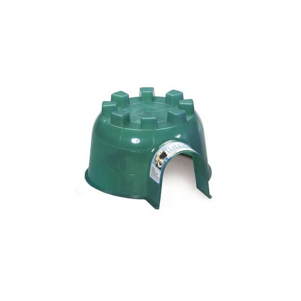 Super Pet Guinea Pig Igloo Hide Out, Large, Colors may vary