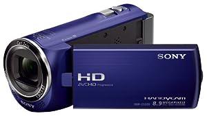 Sony HDR-CX220 Videocamera Full HD, 8.9 Mpx, Sensore CMOS Exmor R, Blu
