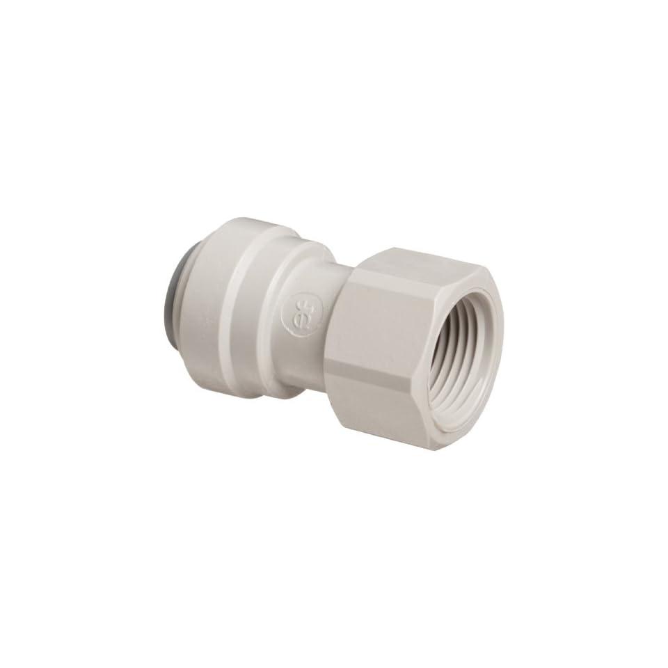 Plug 1//2 Stem OD John Guest Acetal Copolymer Tube Fitting Pack of 10
