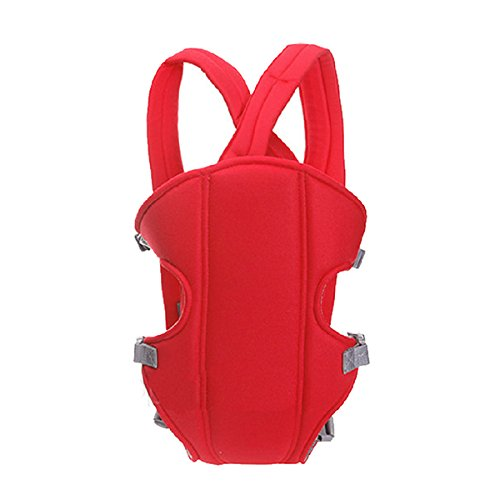 ?New Red Baby Rope Wrap Sling Carrier Baby Toddler Pouch