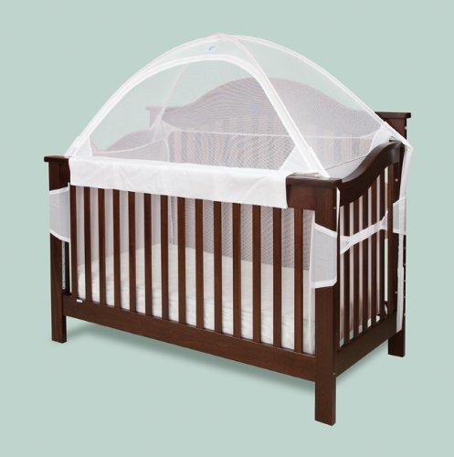 Crib Tent For Convertible Cribs White Baby Crib Bedding