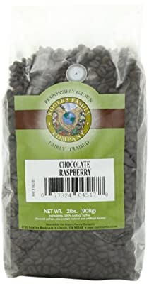 San Francisco Bay Coffee Whole Bean, Chocolate Raspberry, 32 Ounce