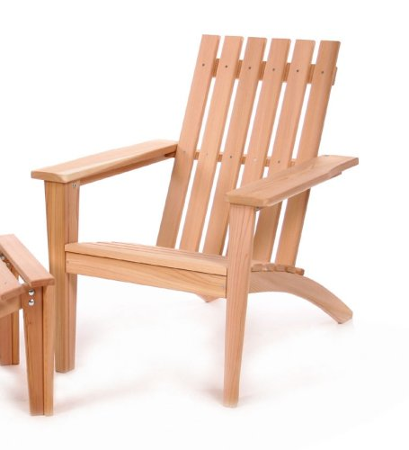 Outdoor Adirondack Chair Kits Patio Deck Porch or Lawn
