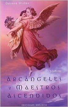 By Doreen Virtue Arcangeles y maestros ascendidos (Spanish Edition