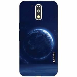Motorola Moto G4 Plus Back Cover - Silicon Illustration Designer Cases