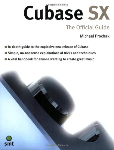 Cubase Sx The Official Guide