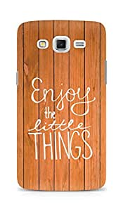 AMEZ enjoy the little things Back Cover For Samsung Galaxy Grand 3
