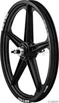 ACS Mag 5-Spoke Rear Wheel, Black