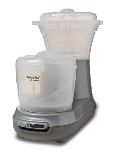 The First Years Babypro All In One Baby Food Maker