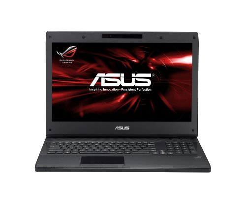 ASUS Republic of Gamers G74SX-DH73-3D  17.3-Inch 3D Gaming Laptop (Black)