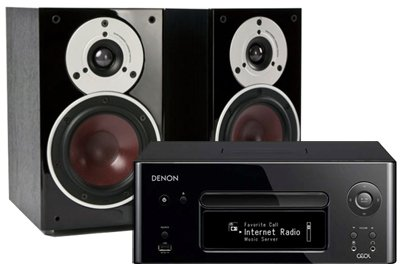 Review and Buying Guide of Cheap Denon Ceol N8 Black + Zensor 1 Black + FREE Cable (R)