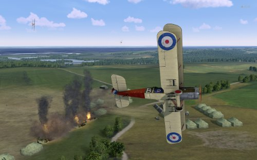 Rise of Flight - Channel Battles Edition  screenshot