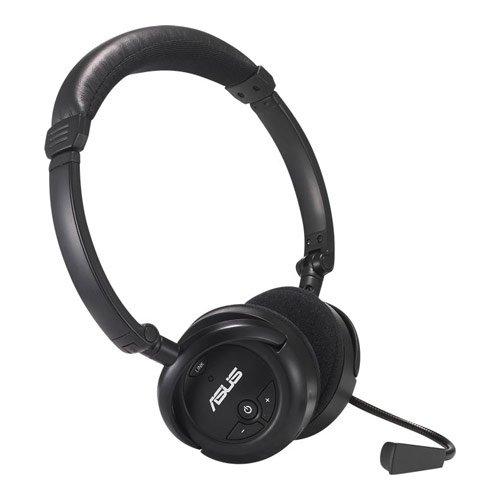 Asus Travelite HS-1000W Kabelloses USB Headset, Schwarz