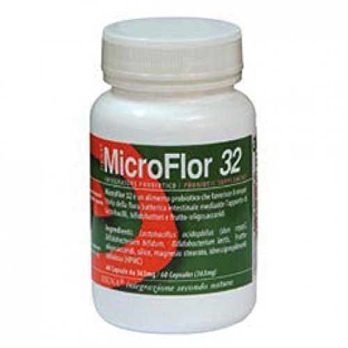 Microflor 32 60cps Vegetali