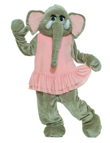Elephant Dancing Mascot Costume Halloween Costume
