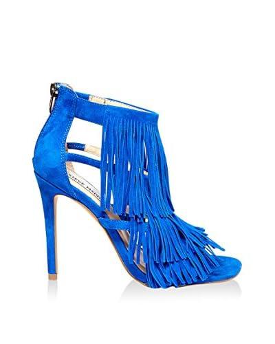 Steve Madden Sandalette Fringly blau