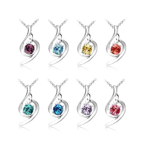 KATGI-Fashion-White-Gold-Plated-Lucky-Angel-Beautiful-Crystal-Pendant-Necklace