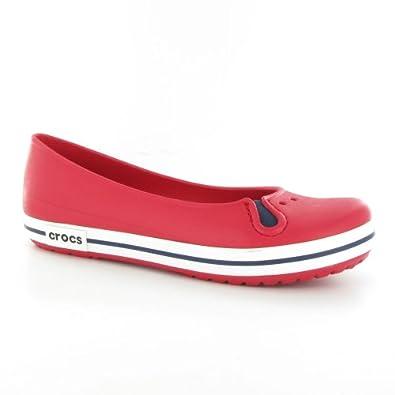 Brilliant Crocs Frances Women Womens Footwear Size9 UK  Color GoldEspresso