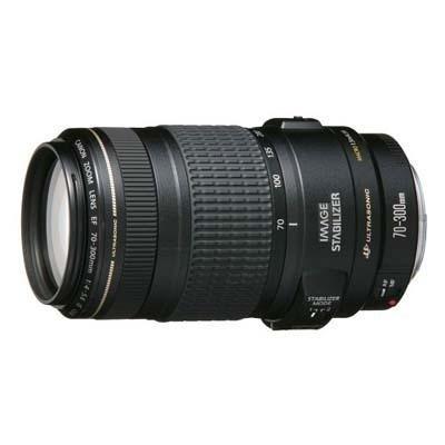 Ef 70-300Mm Lens