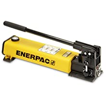 Enerpac P-842 2 Speed Hand Pump with 4 Way Valve