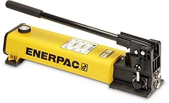 Enerpac P-842 2 Speed Hand Pump with 4 Way Valve
