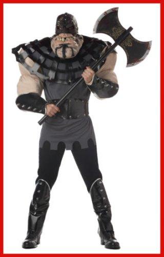 Torturous Titan Adult Halloween Costume Size 42-44