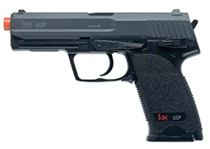Umarex H and K Replica Soft Air, USP, Spring, Black, .6MM BB