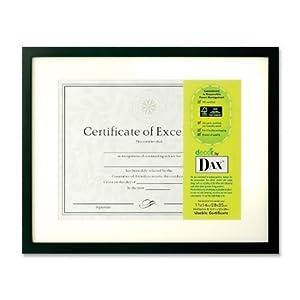 Burns Tuscany FSC Certified Wood Frame (DAX1826S3T)