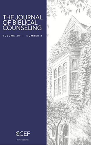 Journal of Biblical Counseling 30-2