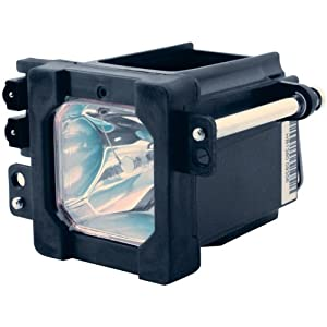 UNISHINE TS-CL110UAA Replacement Lamp with Housing for JVC TVs