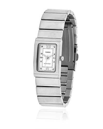 Casio Reloj Ltp-1356D-7A Plateado