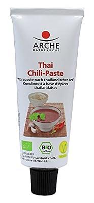 Arche Naturküche Bio Thai Chili Paste (1 x 50 gr) von Arche Naturküche bei Gewürze Shop