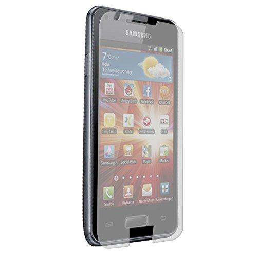 Pellicola protettiva per display OPACA e ANTIRIFLESSO con effetto anti-impronte per Samsung Galaxy S Advance i9070 - QUALITÀ PREMIUM firmata kwmobile